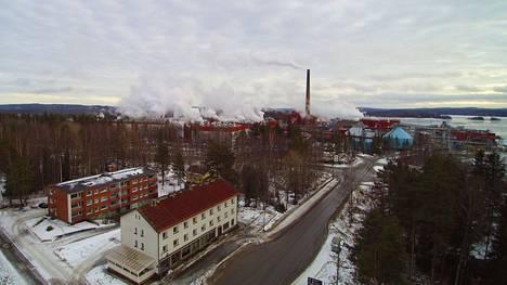 Kaipolan paperitehtaan lakkauttamisen vaikutukset tulevat näkymään Keski-Suomen yritysten yhteenlasketussa vientiliikevaihdossa vielä pitkään.