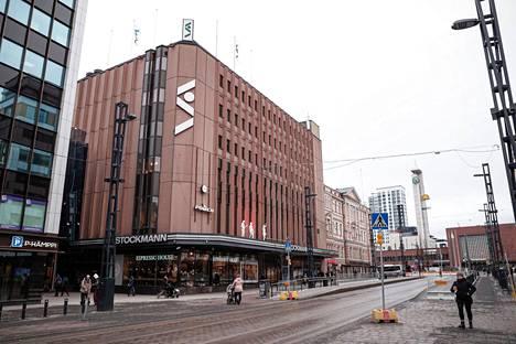 Stockmann on saneerausohjelman jättämiseen mennessä neuvotellut Tampereen tavaratalossa uuden, tiloiltaan pienemmän vuokrasopimuksen.