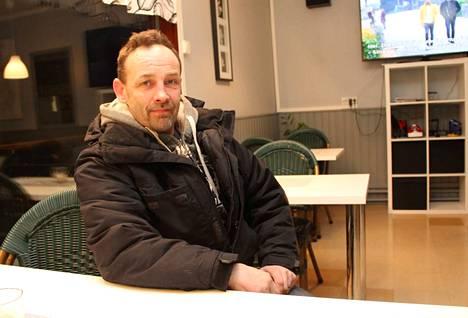 Jussi Leskinen löysi viime syyskuusssa suutariksi jääneen pommin Keuruun Karkeisvuoresta.