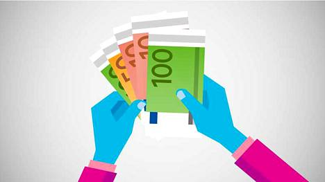 Naisvaltainen terveydenhoito ja sosiaaliala vaatii yleisen tason ylittävä palkankorotuksia tulevalla neuvottelukierroksella. Työnantajapuoli on nyt omalta osaltaan laskenut korotuksen kustannukset. Kuvituskuva.