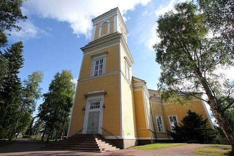Kankaanpään kirkon sunnuntain jumalanpalvelus on nähtävissä Kankaanpään Seudun verkkosivuilla.