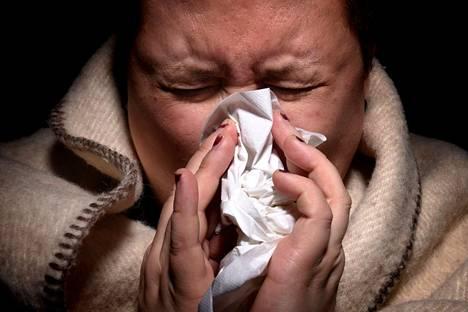 Nuha ei aina tarkoita flunssaa – eikä koronaa.