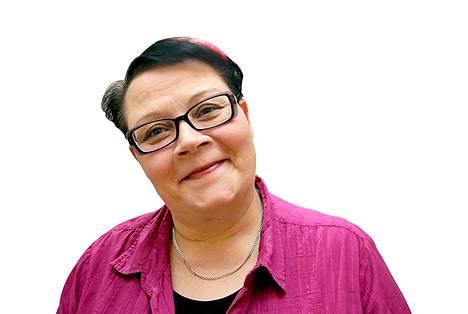 Tiina Jönkkäri, toimittaja, uutistuottaja Kankaanpään Seutu, Luoteisväylä ja Merikarvia-lehti