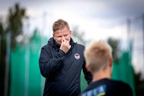 Päävalmentaja Ville Ulasella riittää vielä pähkäiltävää MuSan kokoonpanon kanssa ennen Suomen cupin avausta.