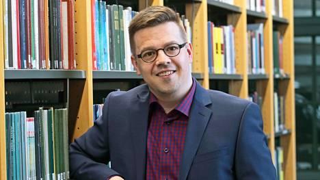 Keuruun museon uudeksi johtajaksi on valittu Teppo Ylitalo.