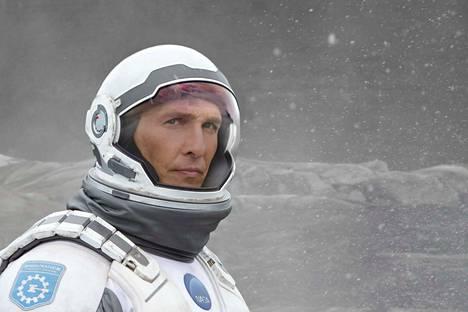 Matthew McConaughey on entinen astronautti.
