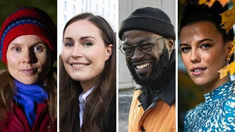Anni Kytömäki, Sanna Marin, Jesse Markin, Viivi Altonen... Listaa voisi jatkaa loputtomiin. Kiinnostavimmat nimet elämän eri osa-alueilta tulevat nyt Tampereelta tai ainakin lähistöltä.