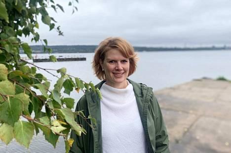 Liisa Peltonen on työskennellyt aiemmin muun muassa Intelillä. Nyt hän ryhtyy Microsoftin Tampereen yksikön vastaavaksi johtajaksi. Aamulehti tapasi Peltosen Härmälänrannassa keskiviikkona.
