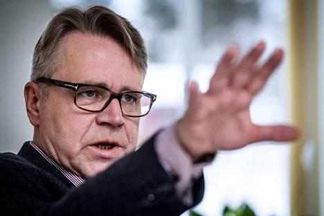 Kansanedustaja Peter Östman tulee suomen kristillisdemokraattisimmasta kunnasta. 48,1 prosenttia Luodon kunnan äänioikeutetuista äänesti kristillisiä.