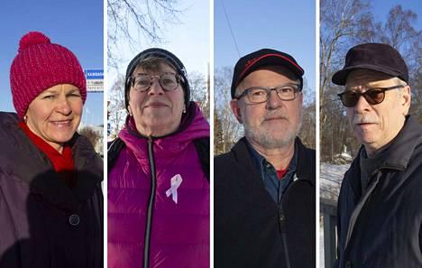 Valkeakosken Sanomat kysyi paikallisilta, mitä ajatuksia Kuohun tilanne herättää. Anja Aaltonen, Leena Latva-Kiskola, Kalervo Nurmi ja Esa Lahtinen kertoivat mietteitään.