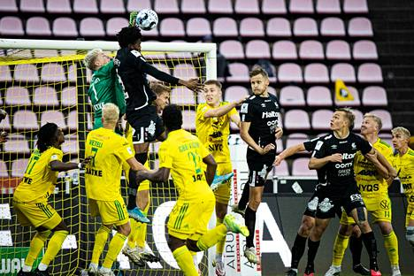 Ilves kohtasi FC Lahden jalkapalloliigassa 11. syyskuuta.