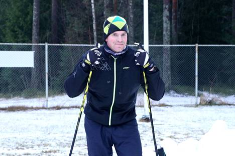 Janne Laitilan mielestä latu oli kohtuullisessa kunnossa. Ykkössuksiaan liikunnanopettajana työskentelevä Laitila ei kuitenkaan uskaltanut Isomäen ladulla käyttää.