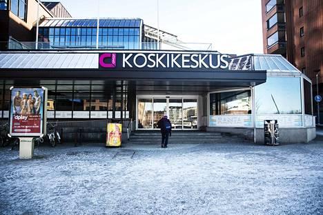 Citycon omistaa 12 kauppakeskusta Suomessa suurimmissa kaupungeissa. Yksi niistä on Tampereen Koskikeskus.
