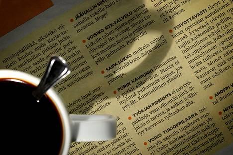 Kirjoittajan mielestä tekstaripalstan kautta voi saada epäkohtiin ja muihin asioihin vauhtia.