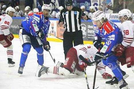 Kirjoittajan mielestä KeuPa HT tunnetaan ympäri Suomen periksi antamattomana joukkueena.