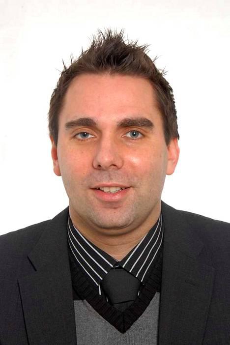 Rafael Eerola.
