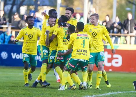 Ilves taipui jalkapalloliigassa toista kertaa tällä kaudella.