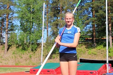 Viikonlopun SM-hallikisat Tampereella kartuttivat Tuuli Järvisen mitalisaldoa kahdella SM-kultamitalilla.