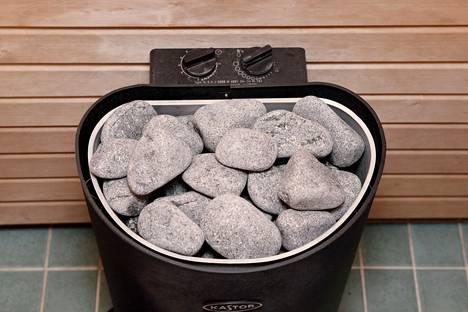 Tekstiviestissä toivotaan Kirjurin mahdolliseen saunaan sähkökiuasta, jotta lenkkeilijät välttyvät savulta ja pienhiukkasilta.