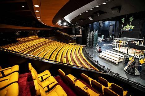 Tampereen Työväen Teatteri avaa kesän 2021 residenssihaun syksyllä 2020. Residenssihankkeen ensimmäinen vaihe kestää vuoteen 2022 asti.