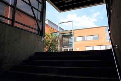 Jämsänjoen yhtenäiskoulun oppilaiden lähiopetus järjestetään keskitetysti Vitikkalassa.