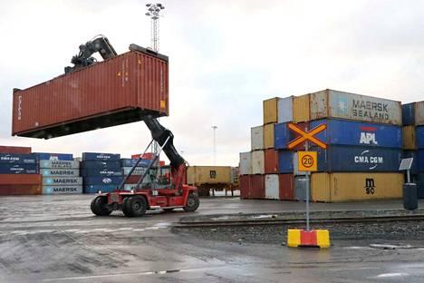 Europortsin yt-neuvottelut päättyivät.