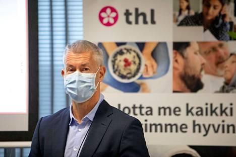 Tilaisuudessa on mukana muun muassa THL:n ylilääkäri Taneli Puumalainen.