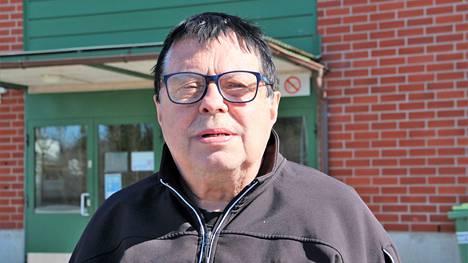 Lassi Salomäki on maakuntavaltuuston toinen varapuheenjohtaja.