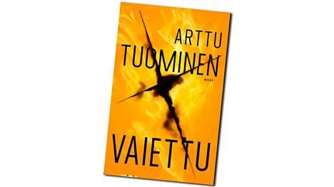 Arttu Tuominen, Vaiettu, 402 sivua, WSOY 2021.