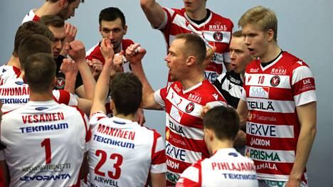 VaLePan liigajoukkueen seuraava iso tavoite on tammikuun lopussa ratkeavassa Suomen cupissa. Ensin joukkueen on selvitettävä tiensä välieriin lauantain pelistä Lempo-Volleyta vastaan.
