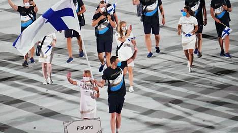 Suomen joukkue jätti positiivisen kuvan, mutta mitaleita tuli vain kaksi.