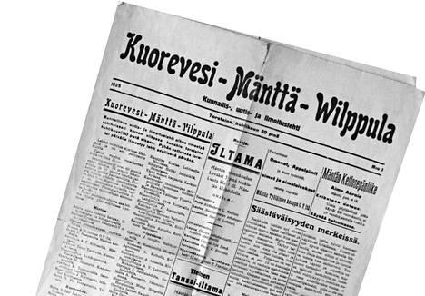 KMV-lehden varsinainen ensimmäinen numero ilmestyi kahden koenumeron jälkeen 30. huhtikuuta vuonna 1925. Alusta asti lehteä on tehty yhdessä kuntien ja niiden asukkaiden kanssa.