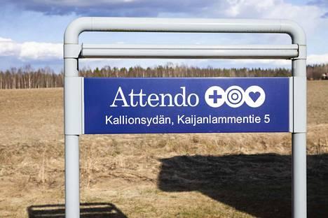 Hoivakoti Kallionsydän oli hoivayhtiö Attendon ylläpitämä 30-paikkainen ikäihmisten ympärivuorokautinen asumispalvelu.