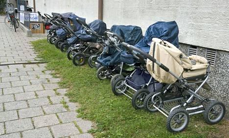 Vauva- ja perhekerhot jatkuvat pian Janakkalassa. Kuvituskuva.