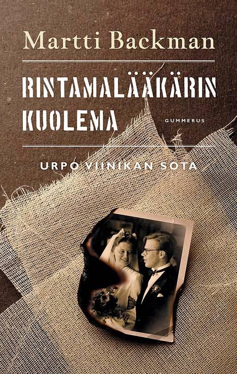 Martti Backman kertoo rintamalääkäri Urpo Viinikan vaiheista tosipohjaisia dokumentteja elävöittäen ja tarinallistaen. Pysäyttävä kuvaus Viinikan kohtalonhetkistä näyttää sodan sankaritarinoiden kääntöpuolen.