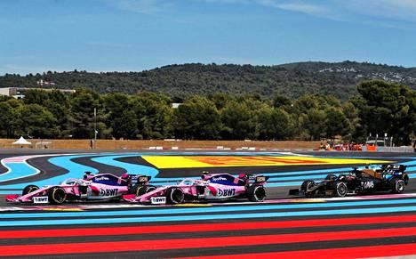 F1 Ranskan Gp