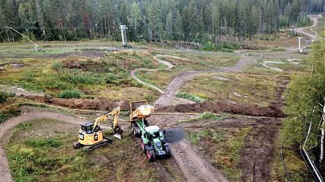 Pälkäneellä sijaitseva hiihtokeskus Sappee kertoo investoivansa uuteen lumetustekniikkaan ja -laitteistoon. Rakennustöiden on tarkoitus valmistua loppusyksyn aikana.