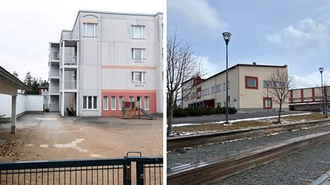 Maanantaina 3. toukokuuta korona-altistumisista kerrottiin tamperelaisessa päiväkodissa ja yhtenäiskoulussa Jämsässä.