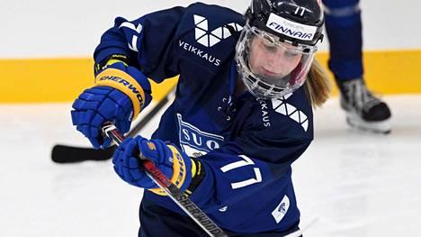 Susanna Tapani pelaa Kiinassa viime kauden finaaleja. Sen jälkeen hän palaa Suomeen, mutta olympialaisten jälkeen hyökkääjä pelaa taas kiinalaisjoukkueessa.