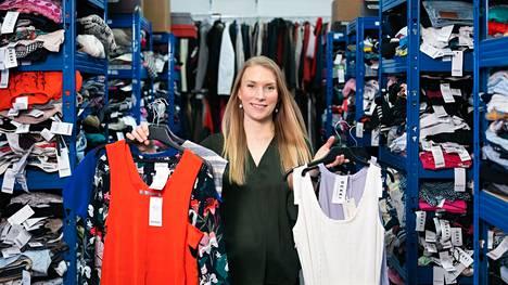 Rekin idea on kierrättää laadukkaita vaatteita, nyt myös marketissa.