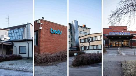 Nokialla joudutaan rakentamaan paljon uutta koulutilaa muutaman vuoden aikana.  Sisäilmaongelmat piinaavat Emäkosken yläkoulua, Tampereen ammattiopiston Tredun toimipistettä Nokian Kankaantaankadulla ja Nokian lukiota. Myös terveyskeskus on lähes käyttökelvoton sisäilmaongelmien vuoksi.