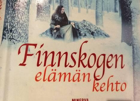 Britt Karin Larsenin Finnskogen on Mänttä-Vilppulan kirjaston syyskuun lukuvinkki.