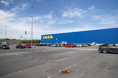 Uusi tankkausasema avautui Tampereen Ikean yhteyteen.