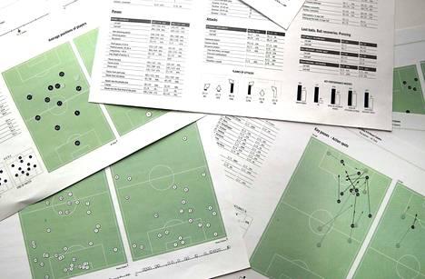 InStat toimittaa MuSalle tarkat tilastot otteluiden tapahtumista.