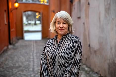 Silja Lehtonen on Lönnströmin museoiden uusi johtaja.