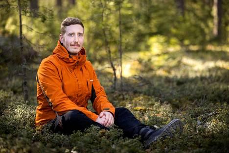 Kokemäen metsäasiantuntija Konsta Koskinen on kotoisin Pomarkusta. Koskinen aloitti Metsä Groupilla heti valmistuttuaan metsätalousinsinööriksi. Syksyisin Koskisen löytää myös sienimetsästä.