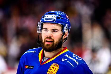Jesse Joensuu palasi reilun kolmen viikon toipilasjaksolta.
