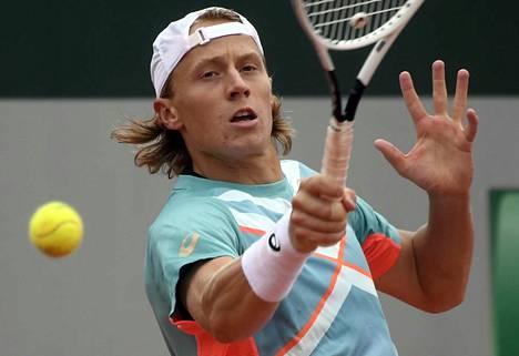 Emil Ruusuvuori pelaa seuraavaksi Belgiassa ATP-turnauksen pääsarjassa.