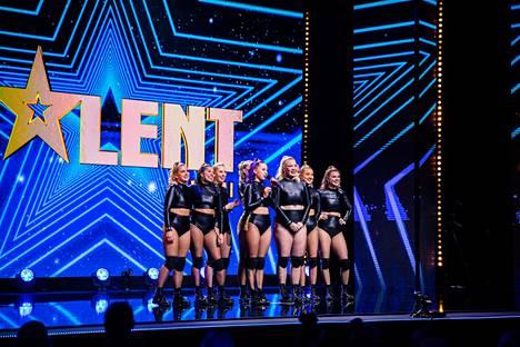 Talent Suomen koe-esiintymiset kuvattiin syksyllä Hämeenlinnan Verkatehtaalla. Tamperelaisen Tinze Twerkers -tanssiryhmän koe-esiintyminen nähdään MTV3-kanavalla sunnuntaina.