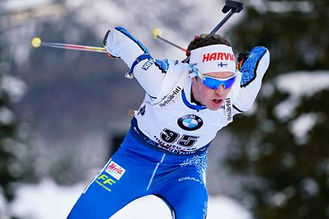 Tero Seppälä on onnistunut keräämään pisteitä kaikista maailmancupin tämän kauden henkilökohtaisista kilpailuista.